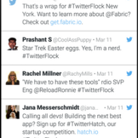 Twitter Integration Using Fabric In Android (Part 2)